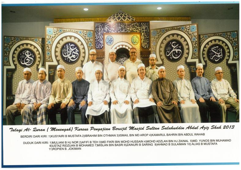 Kelas Talaqi Quran